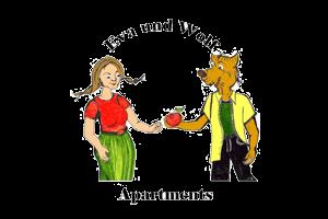 Eva und Wolf - Apartments logo